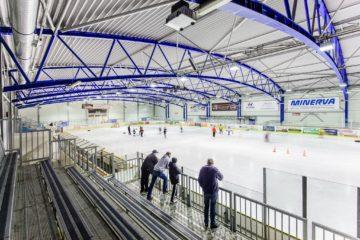 Zimní stadion, Boskovice
