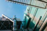 Проект обшивки для мусоросжигательного завода, Брно, Чехия