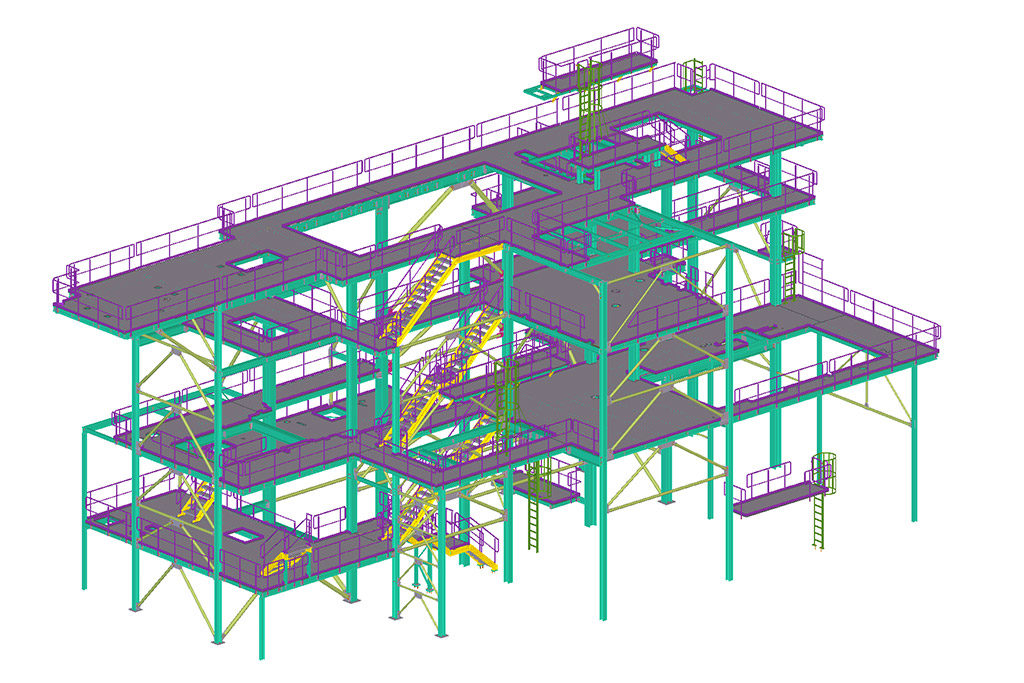 Project activity in construction