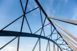 Автодорожный мост через реку Бечва, пос.Трубки, Чехия