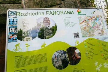 Rozhledna Panorama, Chlebovice